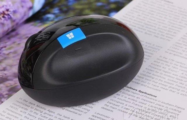 Microsoft·Sculpt人体工学鼠标